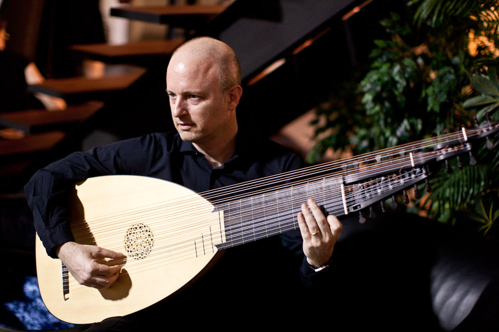 Richard Stone, lute