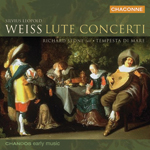 Richard Stone Weiss Lute Concerti